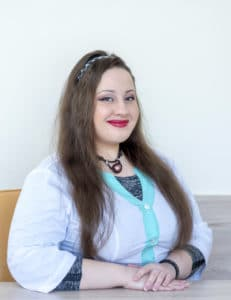 Кошелева Яна Юрьевна
