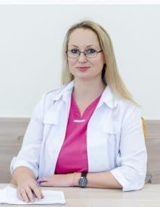 Дороганова Алена Викторовна Medisense
