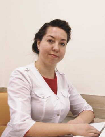 Тиличко Анна Александровна - Medisense