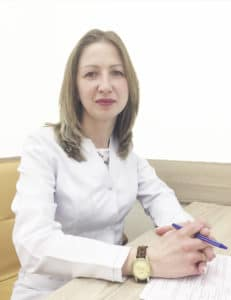 Колесник Яна Николаевна - Medisense